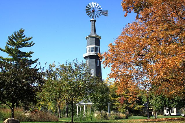 Dwight windmill