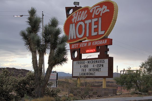 Kingman, Arizona: the past and the present collide on Route 66