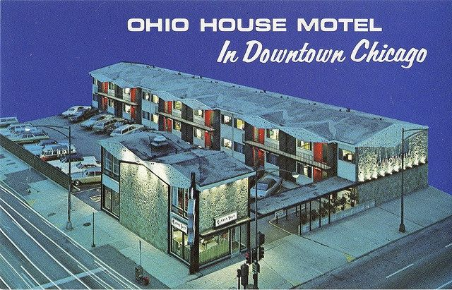 Rooms: Ohio House Motel Chicago